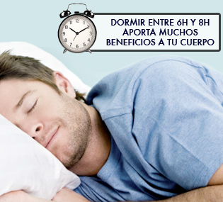 Beneficios de dormir